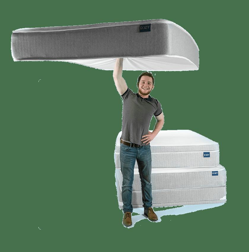 mattress sizes toronto